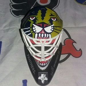 1998 Florida Panthers Vanbiesbrouck Goalie Mask